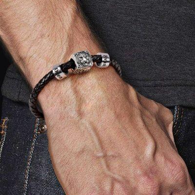 Bracelet Charm Personnalisé Tigre