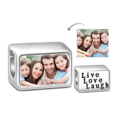 Charm Photo Rectangle