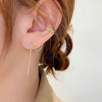 Wave Ear Threaders