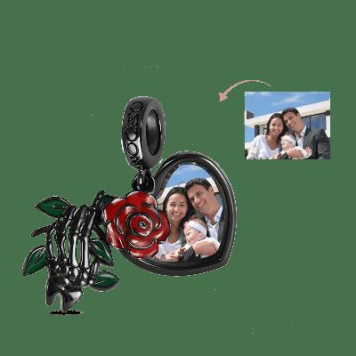 Charm Photo Rose