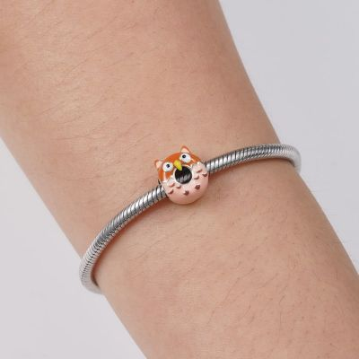 Charm Chouette Donut