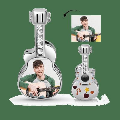 Charm Photo Guitare
