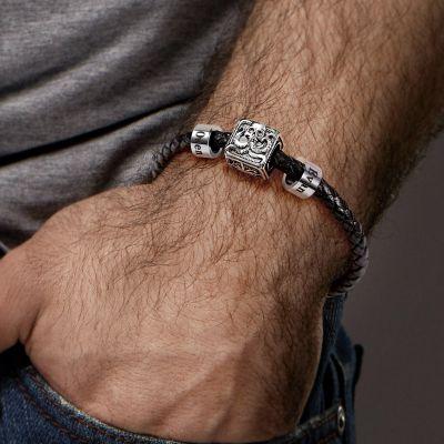 Bracelet Charm Personnalisé Poulpe