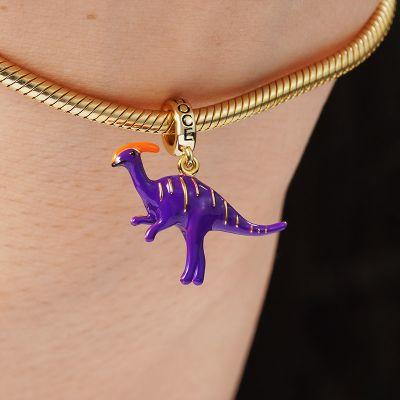 Pendentif Parasaurolophus
