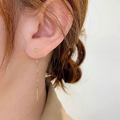 6cm Ear Threaders Bead