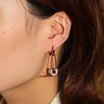 Boucles d'oreilles Trombone