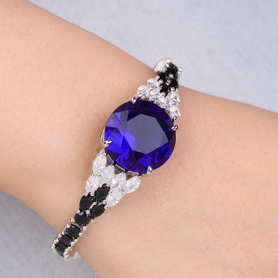 Tennis Bracelet Saphir