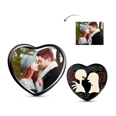 Charm Photo Lumineux Jack & Sally