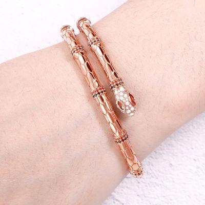 Bracelet Serpent - Laiton