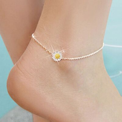 Bracelet de Cheville de Marguerite