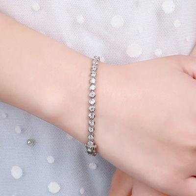 Tennis Bracelet Ligne