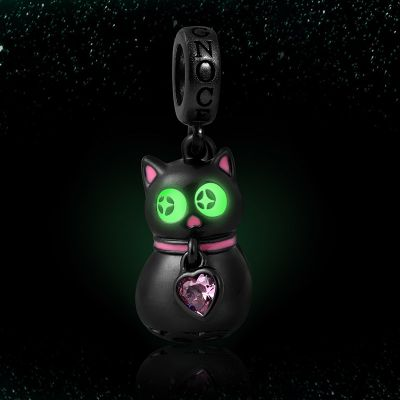 Charm Chat Noir Lumineux