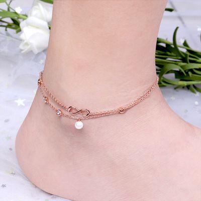 Bracelet de Pied d'Amour