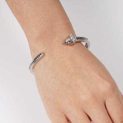 Bracelet Ouvert de Loup