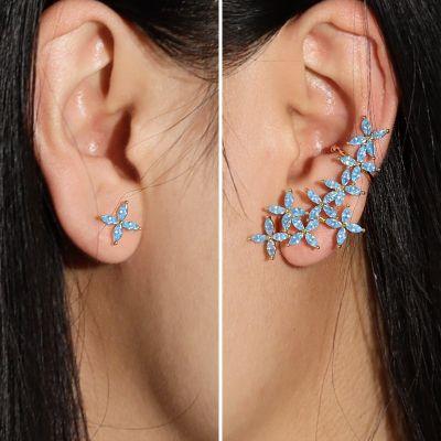 Grimpeurs d'Oreilles Papillon Bleu