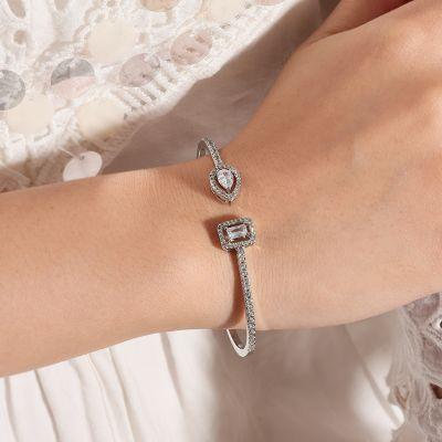 Bracelet Jonc Goutte d'Eau