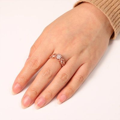 Bague Coupe Ovale