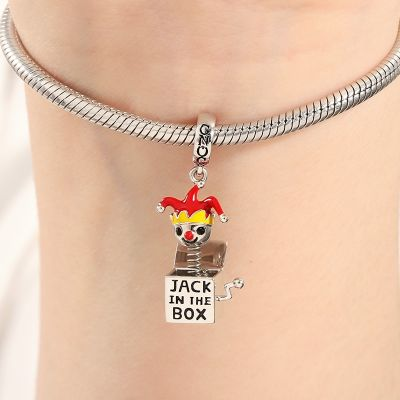 Charm Jack in the Box