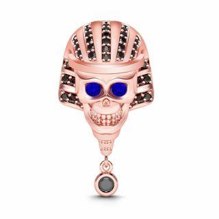 Crâne Mystérieux d'Egypte Ancienne