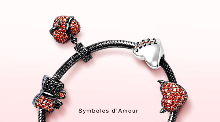 Symbols of Love Charms